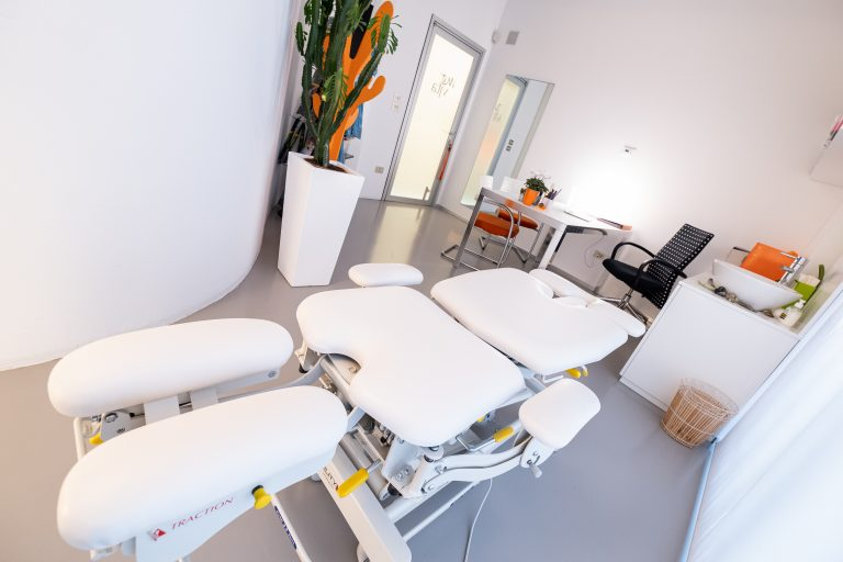 Movita fisioterapia osteopatia Udine studio 1