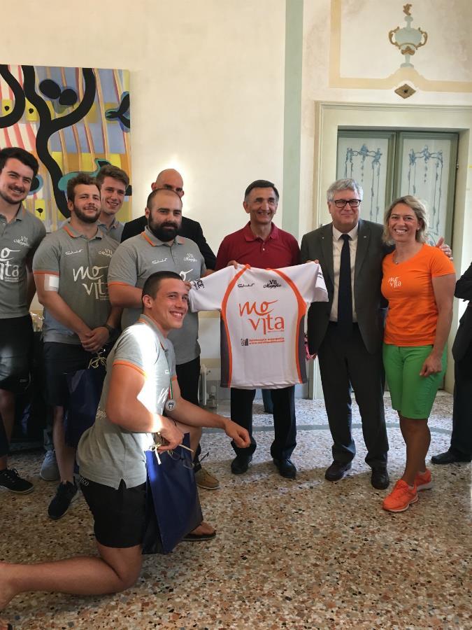 VII del magnifico cus Udine Movita fisioterapia osteopatia