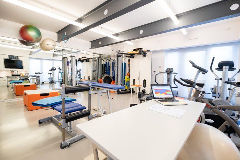 Movita fisioterapia osteopatia Udine palestra riabilitativa